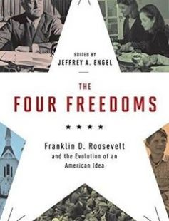 The Four Freedoms: Franklin D. Roosevelt and the Evolution of an American Idea free download by Jeffrey A. Engel ISBN: 9780199376216 with BooksBob. Fast and free eBooks download.  The post The Four Freedoms: Franklin D. Roosevelt and the Evolution of an American Idea Free Download appeared first on Booksbob.com.