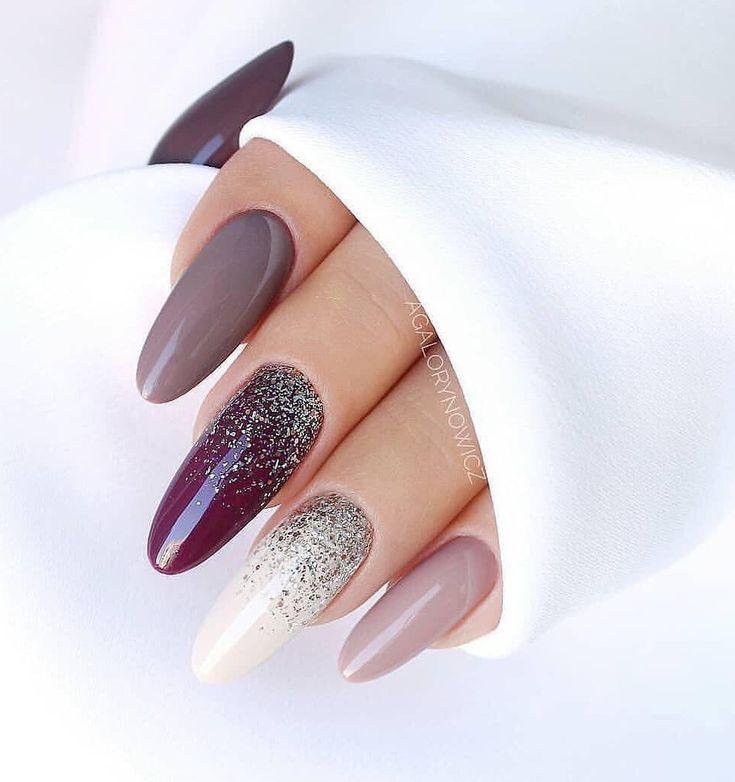 Pin Di Michela Ponzoni Su Nails Nel 2019