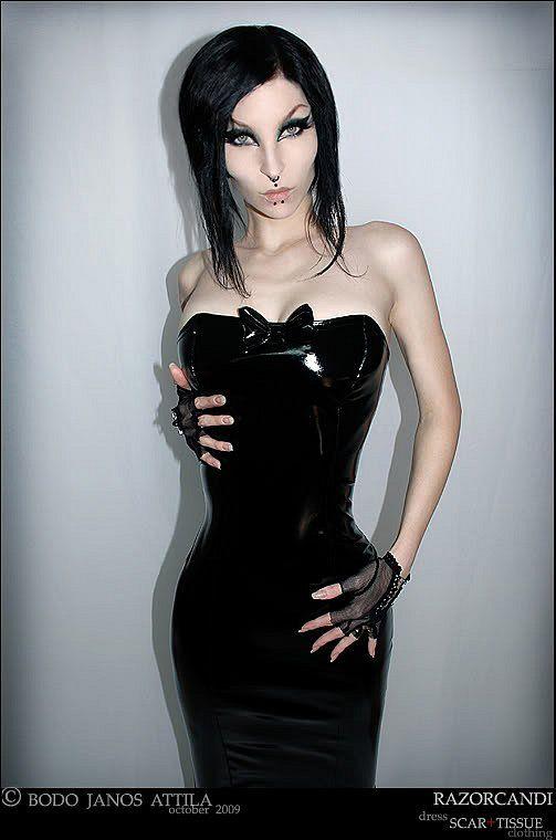 70 Best Razor Candi Images On Pinterest  Goth Beauty -2777