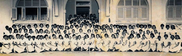 During the Japanese occupation of Singapore from 1942-1945, the Mandalay Road Hostel was used for TTSH nursing staff.