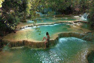 Erawan National Park, Kanchanaburi, Tailandia