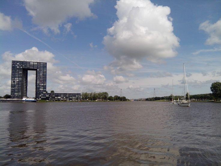 De Tasmantoren in Groningen.