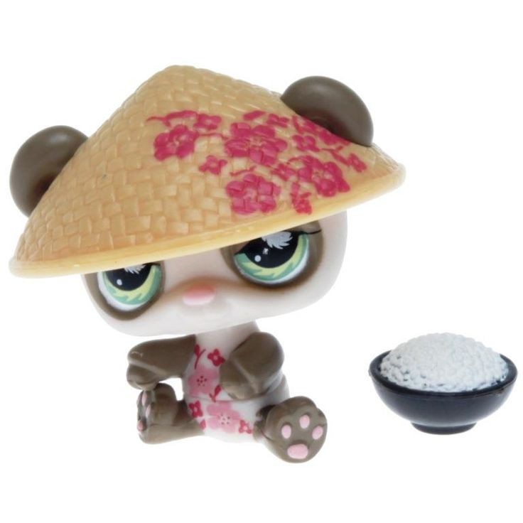 Littlest Pet Shop - Postcard Pets - 0904 Panda