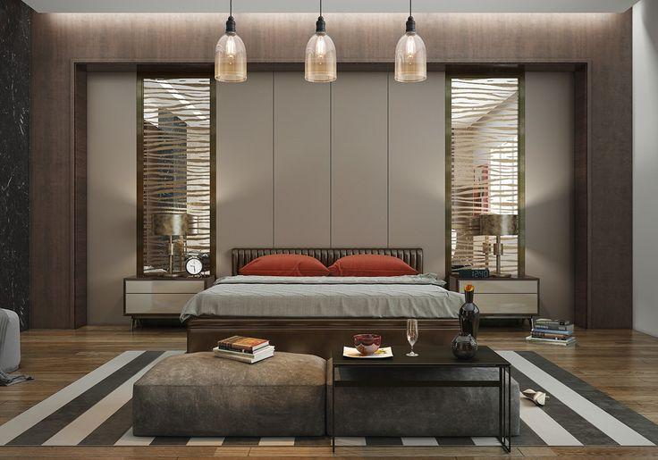 Expressive bedrooms are always fun to admire. Each one is a world of its own, shaped by the tastes and preferences of the occupant. Privacy ensures that decorat