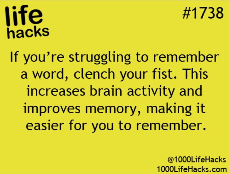 I will try to do this when I forget something... Which is constantly lol. Hopefully it works!