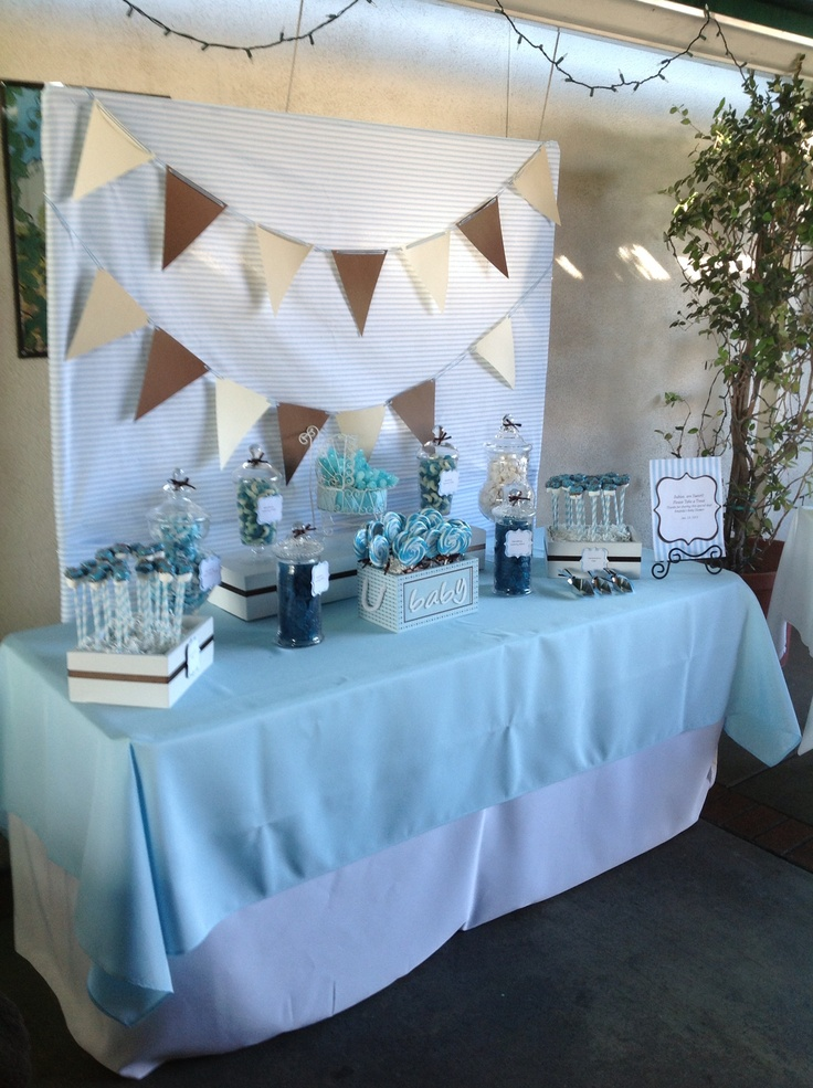 candy buffet baby shower candy table party favors