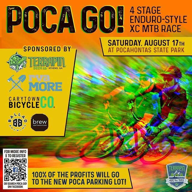 Registration is live for Poca Go! Were stoked to be