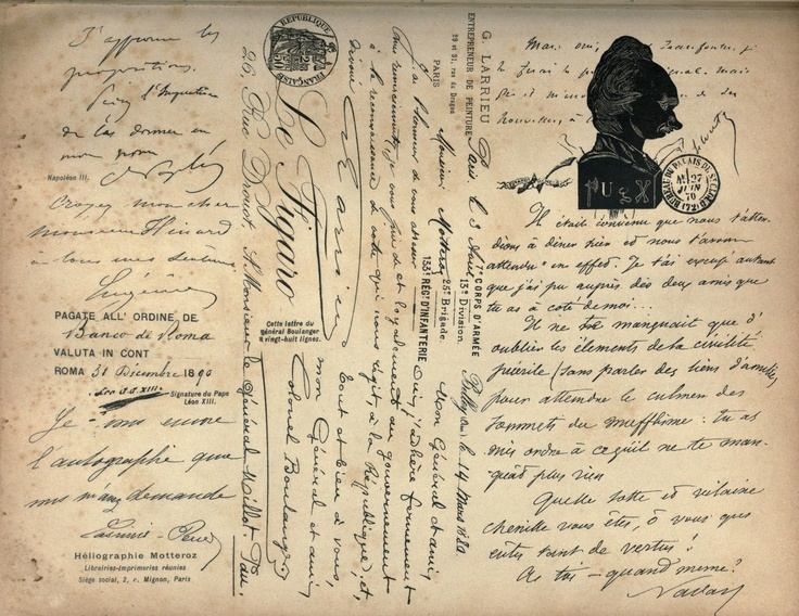 1000+ Images About Vintage Documents On Pinterest