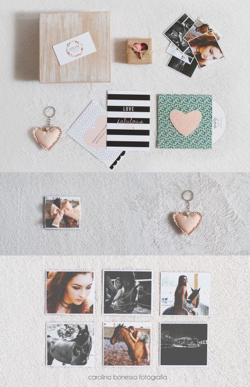 embalagem fotografia ensaio cavalos horses packaging branding kit dvd photo photography