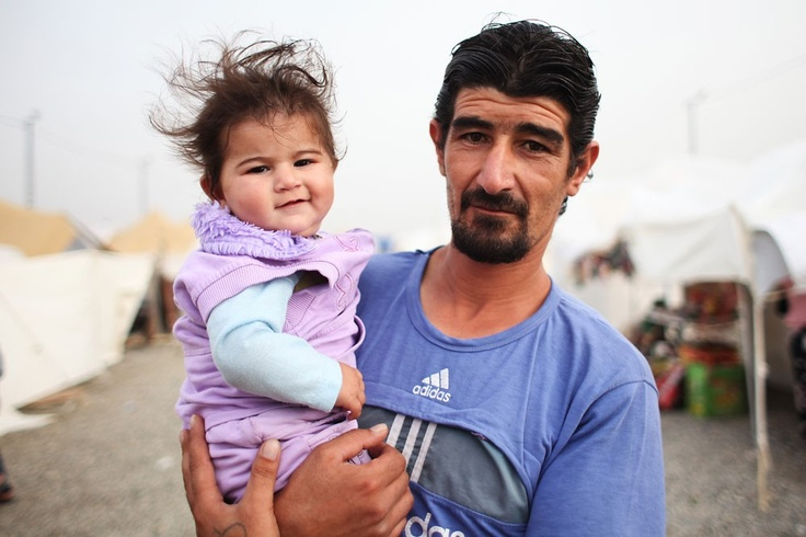 naw look at this little girl, one of 100 000 syrian refugees in camps in Turkey. //  In Pictures: Syrian refugees in Turkey - In Pictures - Al Jazeera English