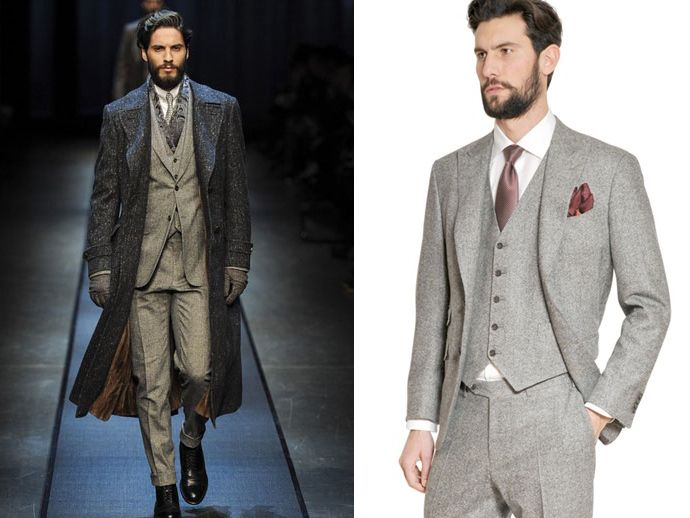 Winter Wedding Outfits For Men | Wedding Ideas