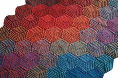 Strickanleitung: Hexen-Ecken für coole Decken
