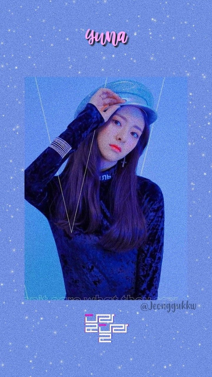 Itzy Wallpapers Yuna In 2019 Wallpaper Kpop First Love