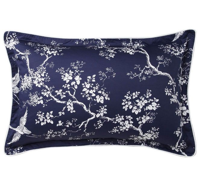 florence-broadhurst-the-cranes-standard-pillowcase-navy