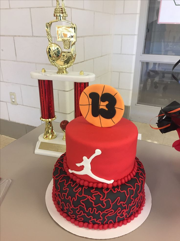 Baby Shower Cake Decorations At Michaels : 1000+ ideas about Michael Jordan Cake on Pinterest ...