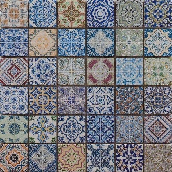 Mosaik Peronda D Joy 30x30 är en exklusiv mosaik i blandade färger från spanska Peronda. En vacker mosaik som kan användas till väggar i kök och badrum.