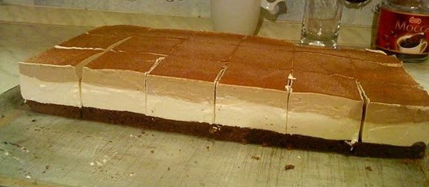 Ako želite nešto brzo i ukusno a pri tome da ne ide ni puno sastojaka ovaj kolač je upravo za vas!   Sastojci - 1l mlijeka - 4dcl šećera - 3 želatin