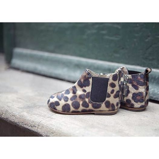 BABYWALKER animal print booties FW2014/15.. We love them and can't stop sharin them!!! <3