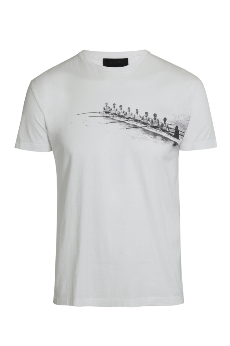 Olympic inspired rowing t-shirt. Please get me one, dankeschön