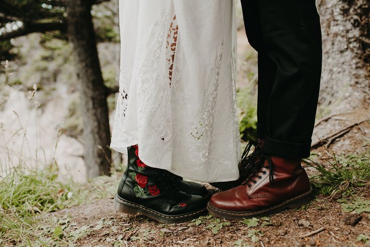 Doc Martins Wedding