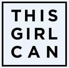 this girl can - let's do it! I love this ad campaign.  Sadly haven't got past just sitting on the sofa & watching it yet!