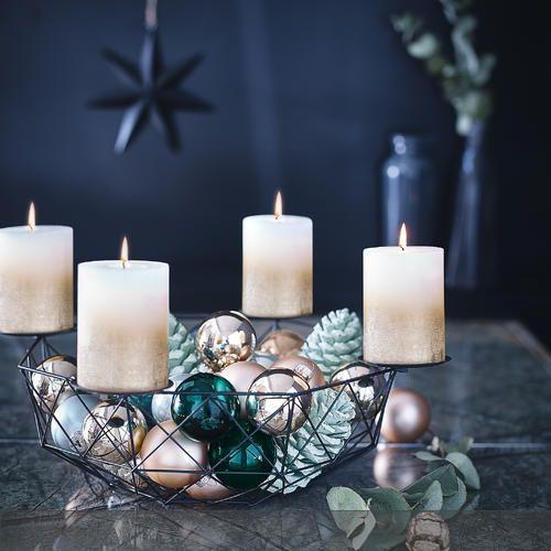 die besten 25 depot adventskranz ideen auf pinterest kerst navidad und schneemannt r. Black Bedroom Furniture Sets. Home Design Ideas