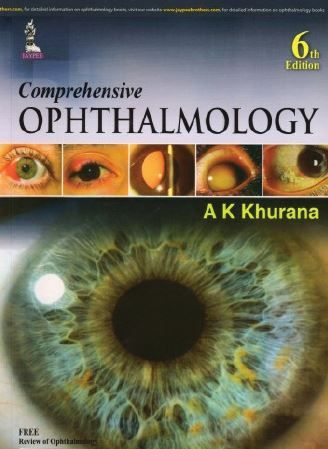 Comprehensive Ophthalmology 5th Edition Pdf