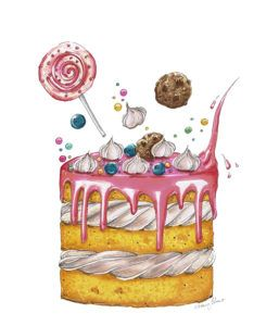 Lass Uns Gemeinsam Eine Torte Kreieren Tortenboden Suche Einen