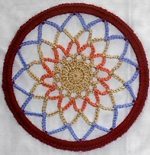 free dream catcher pattern