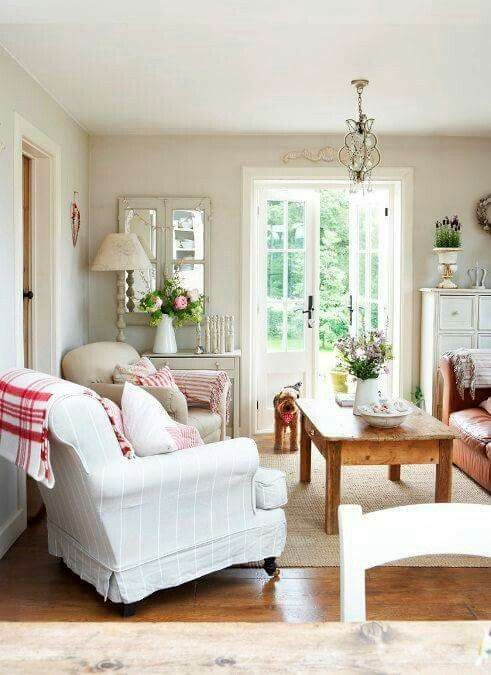 Blue Egg Brown Nest has a peaceful sitting room