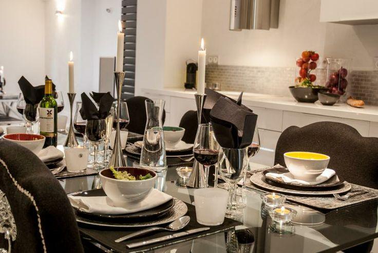 Vacation Home in Nice - Elegante sala da pranzo