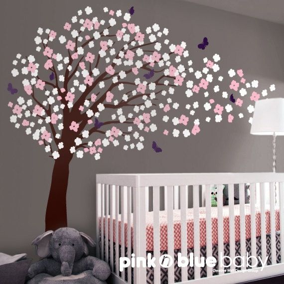 Vinilos decorativos para la habitación de los niños #Decoración #Casa #Niños