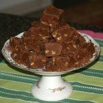 Make some good Christmas fudge recipes like never fail, orange, coconut, white chocolate. Cocoa and others.
