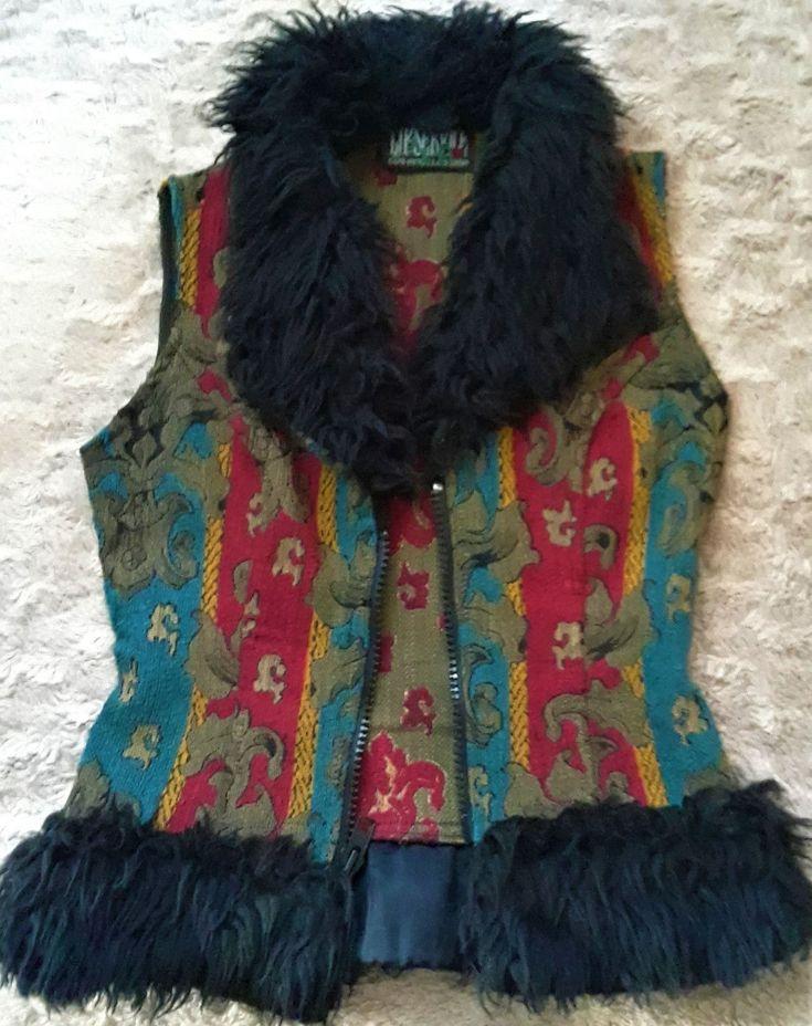 LIP SERVICE vest