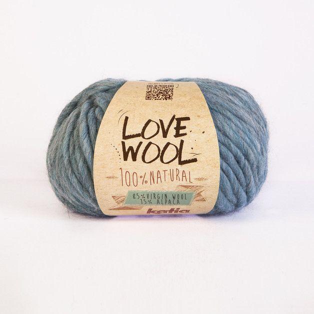 Strickzubehör: Alpaka-Wolle für weiche Kleidung / knitting accessory: alpaka whool for cozy clothes made by elasmasche via DaWanda.com