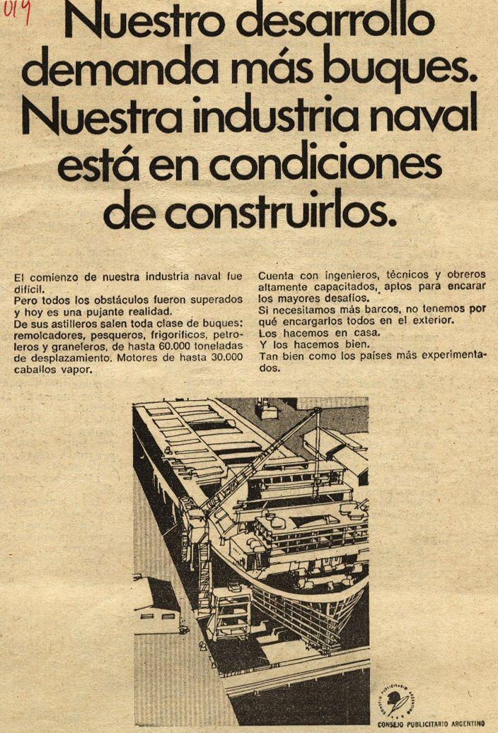 """""""Creación de Conciencia Marítima 3""""-1969"""