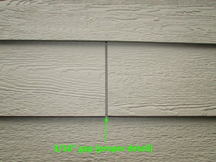 Many Problems With Installations Of Lp Smartside Siding In 2020 Lp Smart Siding Installation Siding