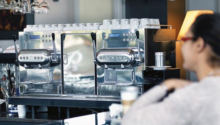 Nespresso Magazine - Aguila Barista : An Exact Science