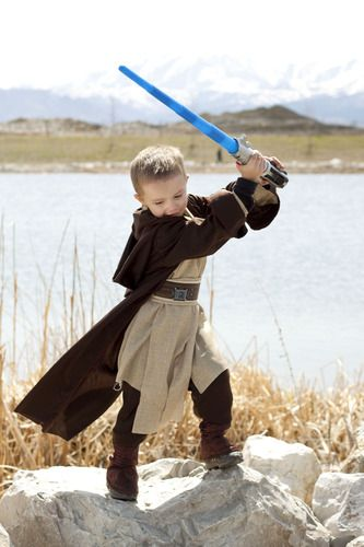 Cheap Luke Skywalker Costume Ideas - All Things With Purpose