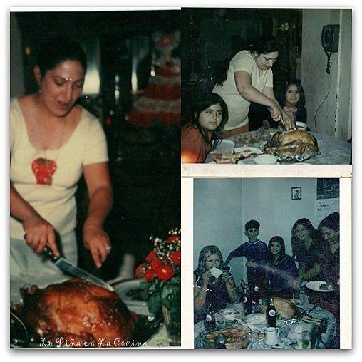 Mom's Thanksgiving Stuffing-Dressing #stuffing #thanksgiving #pinaenlacocina