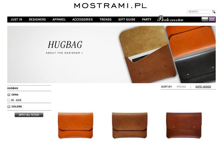 Find HUGBAG on Mostrami.pl :)