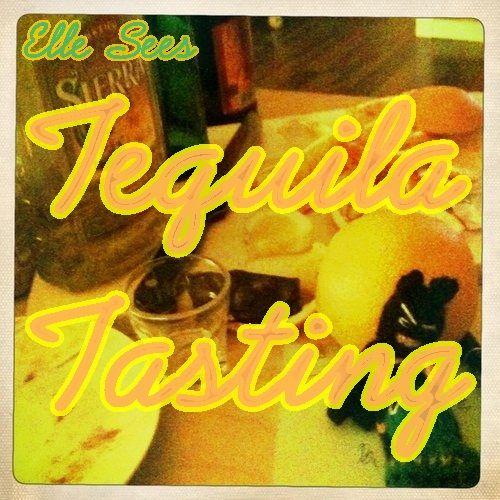 E l l e S e e s: Elle Entertains: Tequila Tasting Party