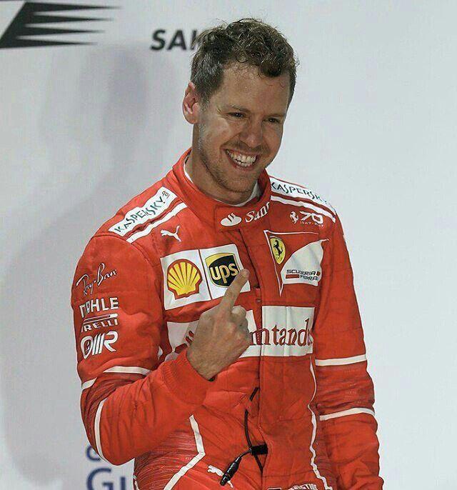 Sebastian Vettel - 2017 Rd.3 Bahrain Grand Prix