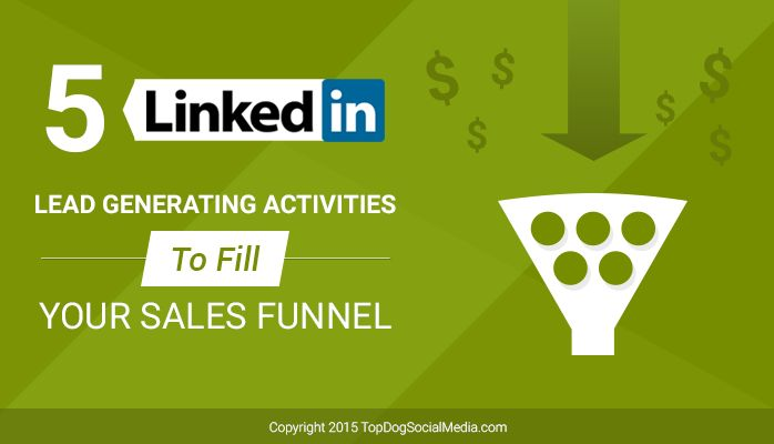 78 best starting a virtual bookkeeping business images on pinterest 5 linkedin lead generating activities to fill your sales funnel malvernweather Image collections