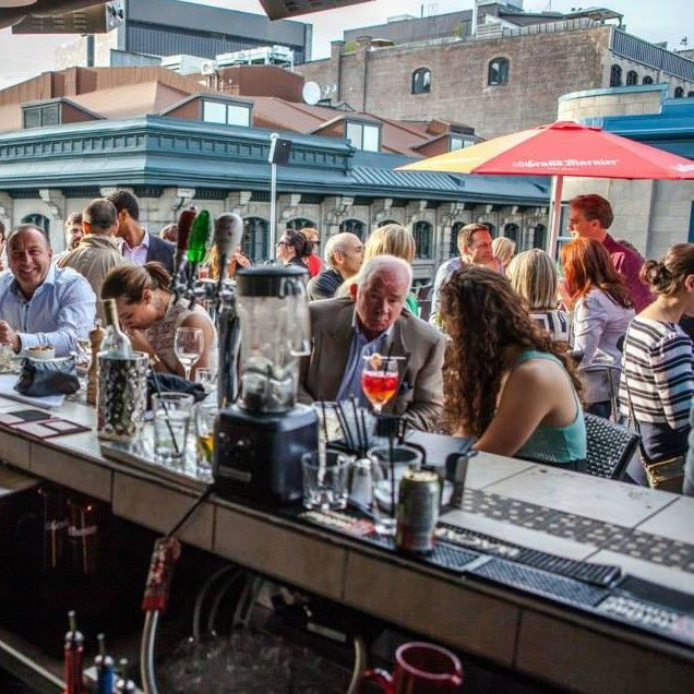 A View from the Top: Montreal's Most Fabulous Terraces