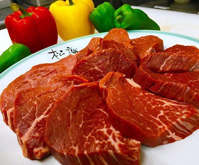良い肉入荷‼️ 美味しい赤身肉や霜降り肉が多数入荷してます🤗 #北名古屋市 #焼肉 #yakiniku #松庵 #shoan #松庵北名古屋店 #肉 #名物 #ヒレ #instagood #instafood#家族で焼肉#極上肉#スタミナ