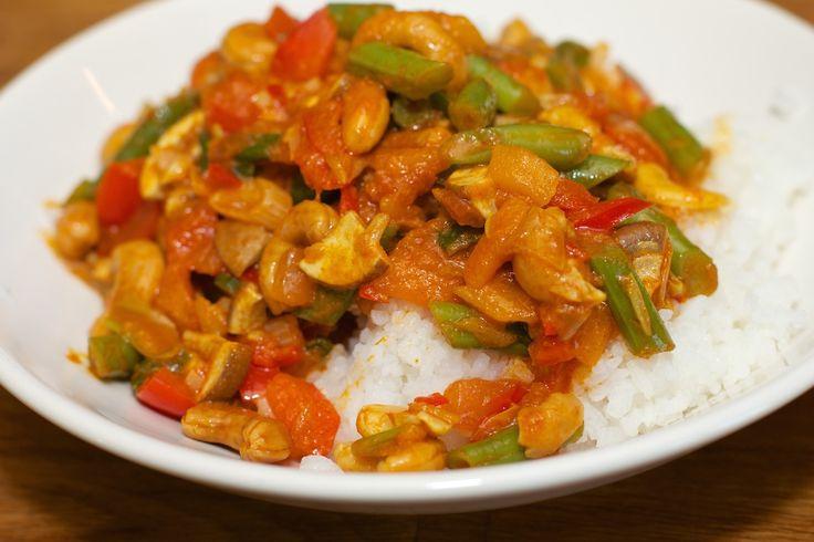 Indiase groente curry - 10x gezonder