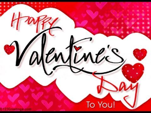 Happy Valentines Day https://youtu.be/lzx86okb1m0