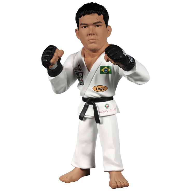 "UFC Ultimate Collector Series 9 Action Figures - Lyoto Machida - Round 5 - Toys ""R"" Us"