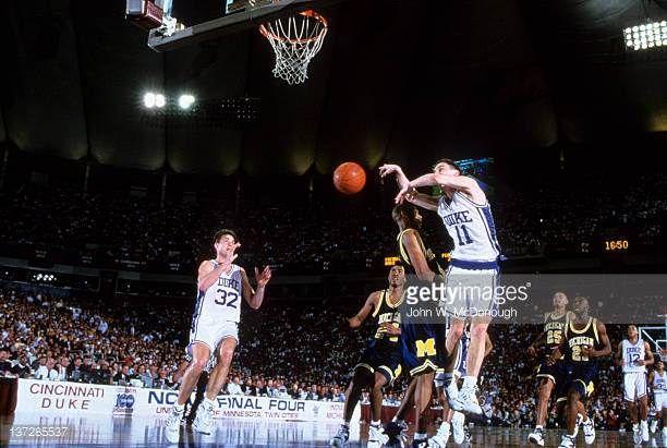 Image result for duke vs michigan 1992